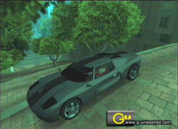 San Andreas Vehicle Location Guide