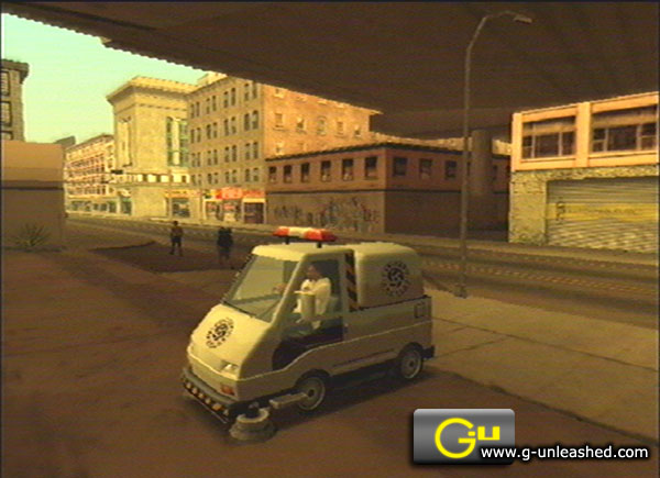 Vehicle Locations guide by Thashoka89 GTA: San Andreas