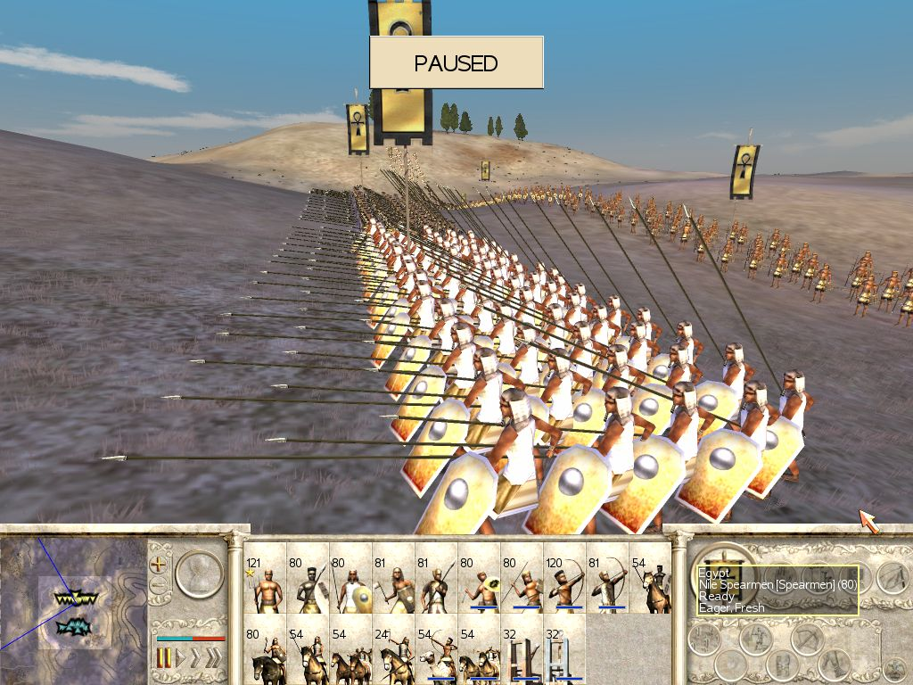rome 2 total war egypt units guide