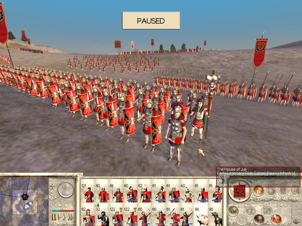 Rome: TW -- Unit Guide: Roman Families Rome: Total War