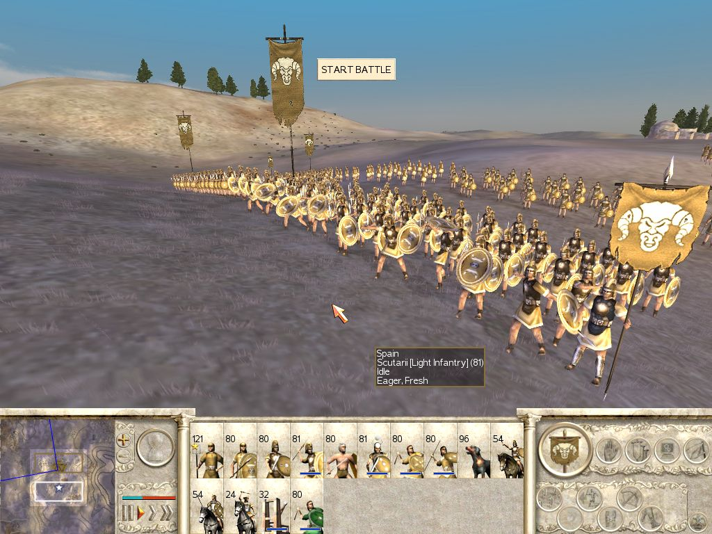 Rome: TW -- Unit Guide: Spain Rome: Total War