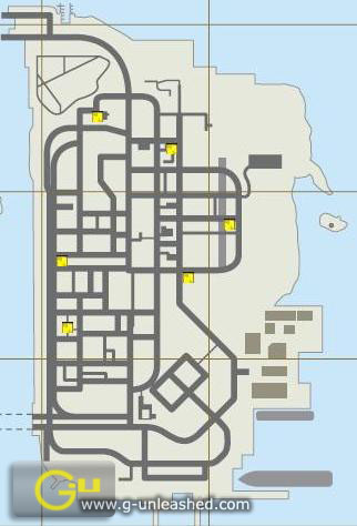 Rampages GTA Libery City Stories