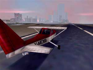 Flying the dodo GTA: 3