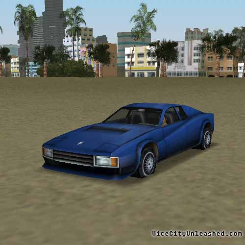 Vehicles GTA: Vice City