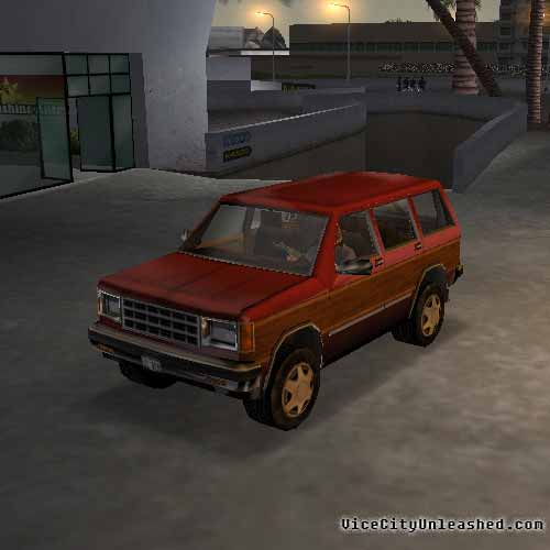 Vehicles Gta Vice City