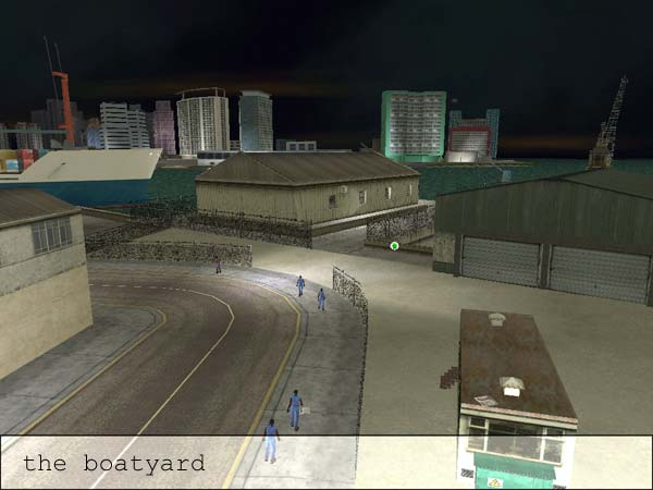 Asset Property GTA Vice City