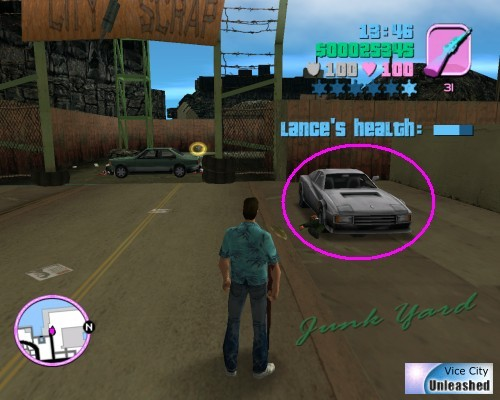 Mssns Vercetti Gta Vice City