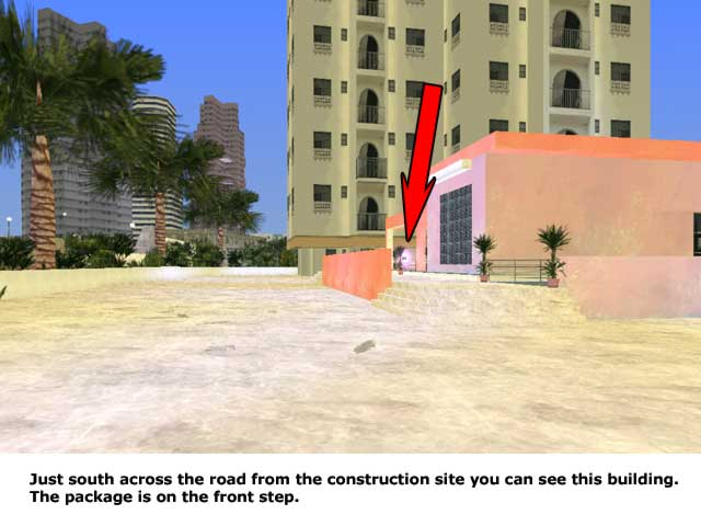Rampages GTA: Vice City