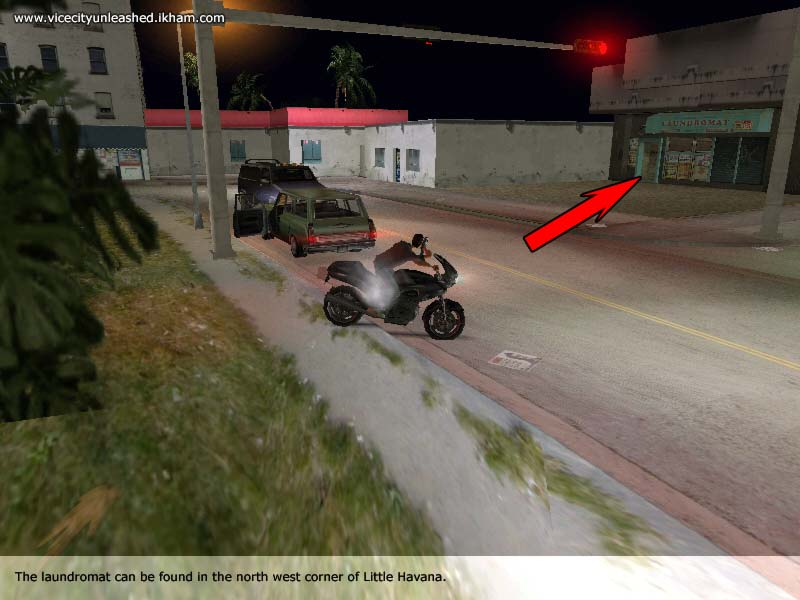 Robbing Shops GTA Vice City