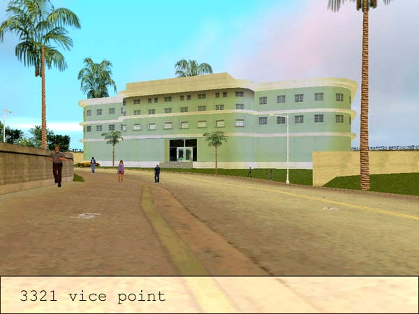 GTA Vice City Safe Houses GTA: Vice City