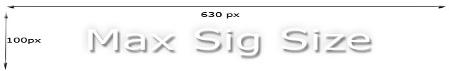 maximum signature image size