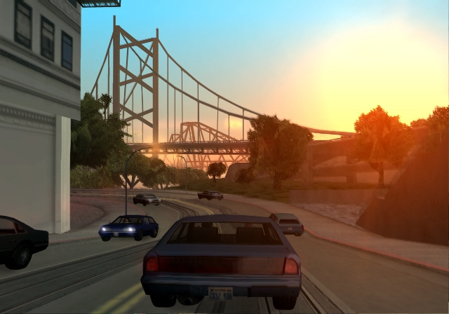 gta3 san andreas. Screenshots GTA: San Andreas