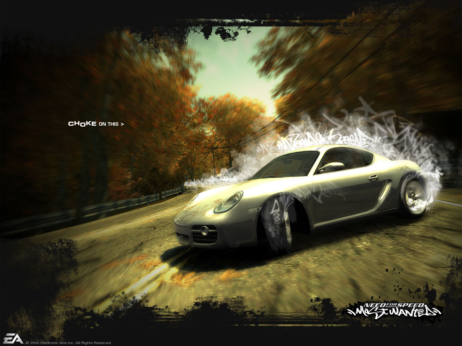 wallpapers nfs most wanted