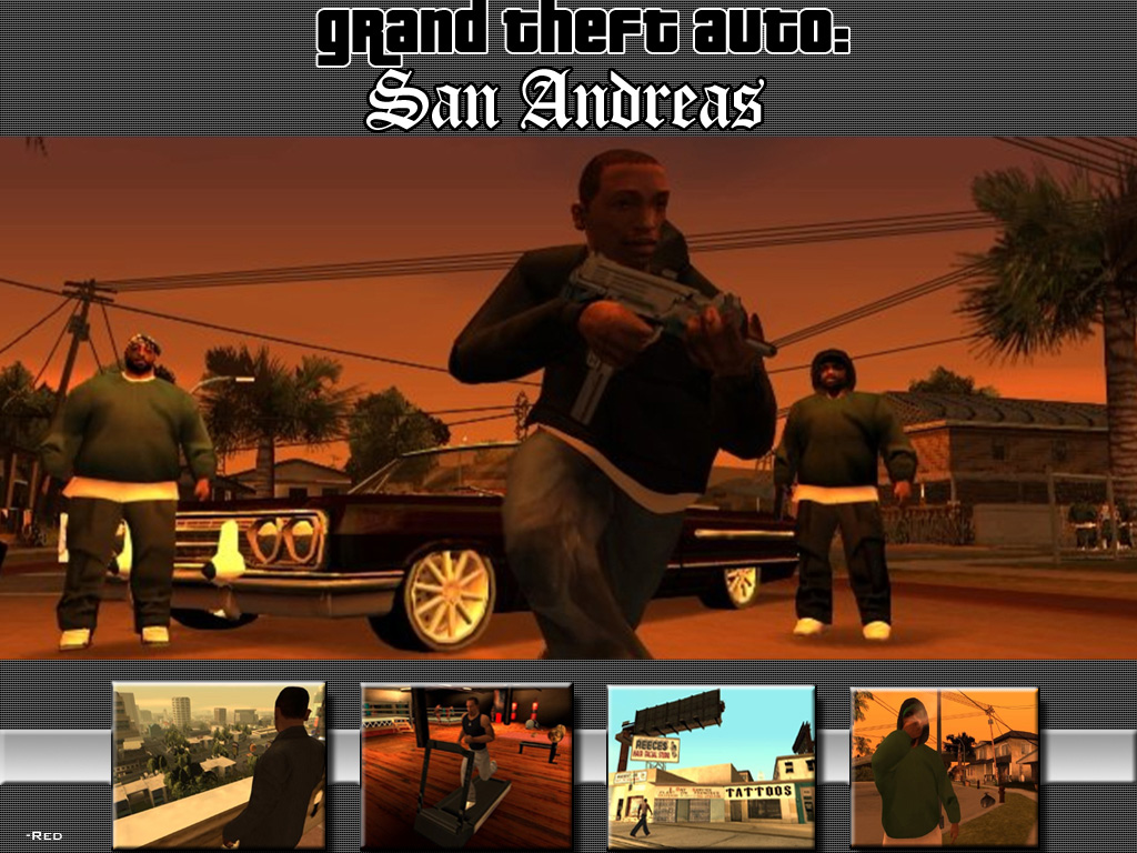 GTA San Andreas Wallpapers